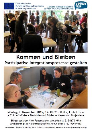 Partizipative Integrationsprozesse gestalten